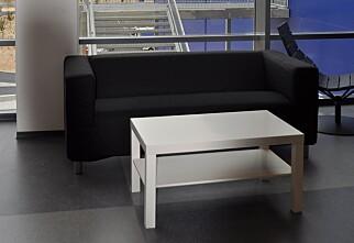 Her kan de resirkulere sine gamle Ikea-møbler