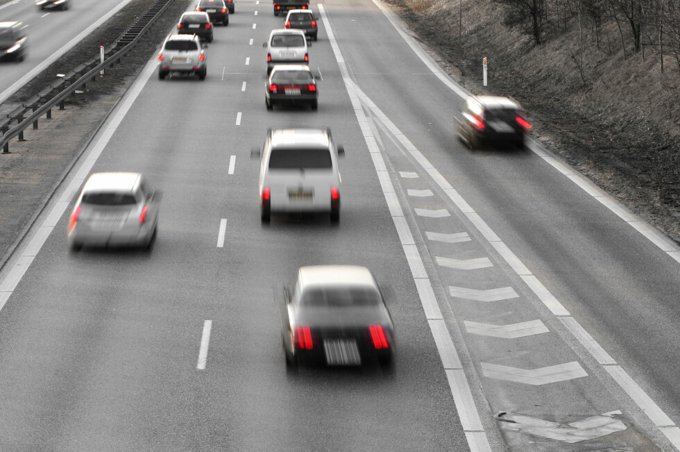 ALVORLIGE ULYKKER: Jo eldre bil, jo mer alvorlig blir utfallet av eventuelle trafikkuhell. Gode grunner til å senke avgiftsnivået på bil, mener enkelte. Foto: Colourbox.com