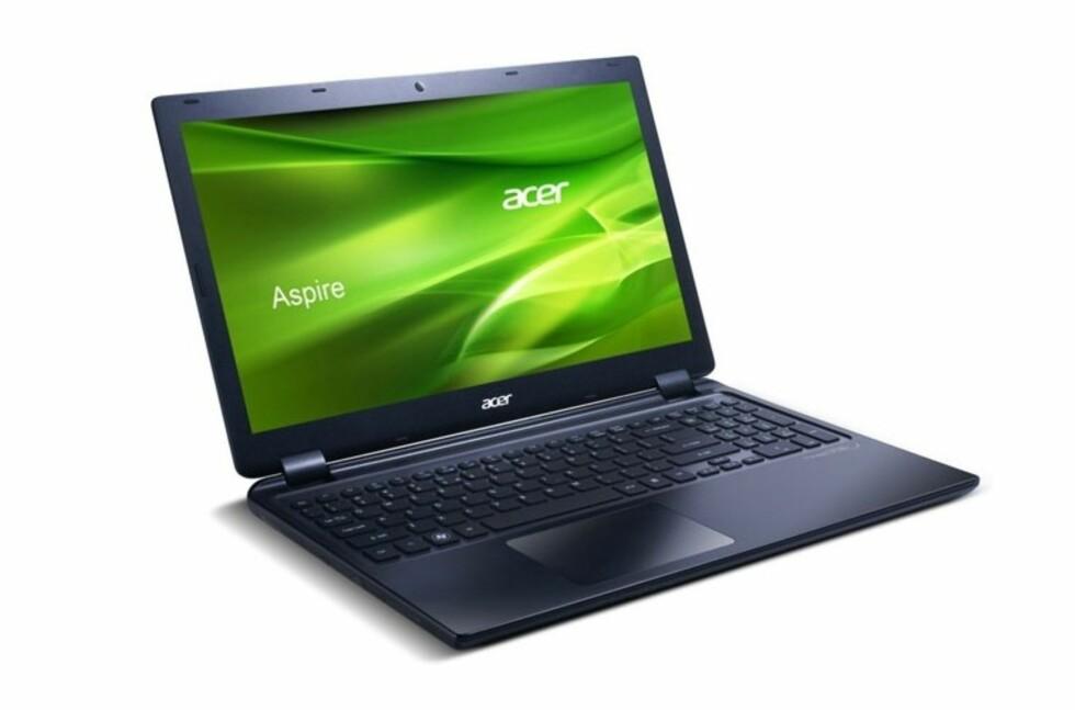"""Acer lanserer 15,6"""" ultrabook med dedikert grafikk og DVD. Foto: Acer"""