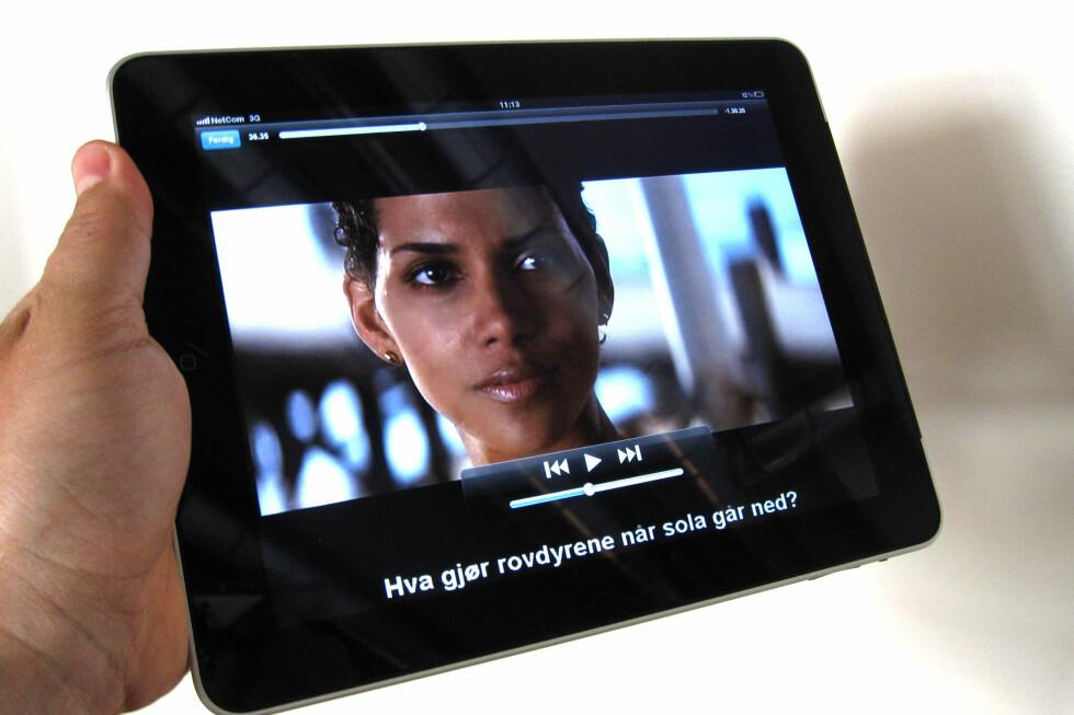 """Vil de nye """"reglene"""" føre til en ny boost i interessen for piratkopierte filmer? Foto: Bjørn Eirik Loftås"""