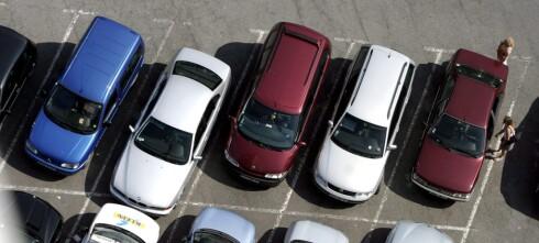 Menn er bedre til å parkere enn kvinner