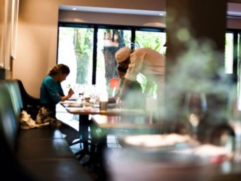 VERDT EN TUR: Brasserie Lille B er en av tre rimeligere restauranter som får utmerkelse i Michelinguiden. Foto: Lille B