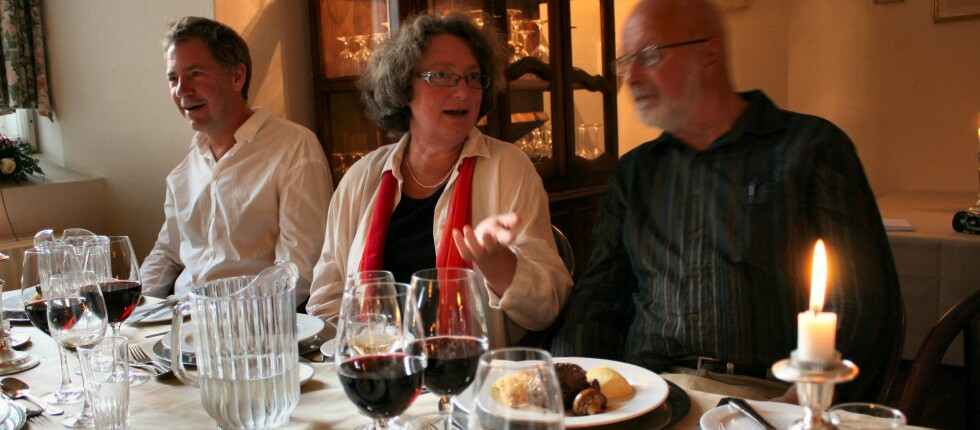 RIMELIG, GOD MAT: Glad i et godt måltid, men ikke stive priser? Michelin guider deg også til rimeligere spisesteder. Foto: Stine Okkelmo