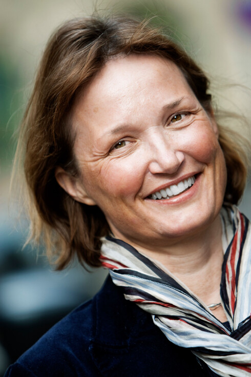 Gry Nilsen i Skattebetalerforeningen Foto: Bo Mathisen