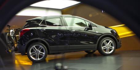 Opel med Mokka folke-SUV