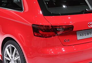 Audi A3, ny som gammel