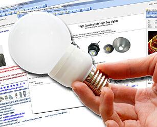 image: Store kvalitetsforskjeller på LED-pærer