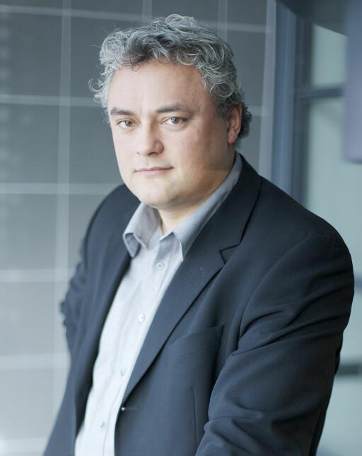 Jorge Jensen, Forbrukerrådet Foto: cf-wesenberg/kolonihaven.no