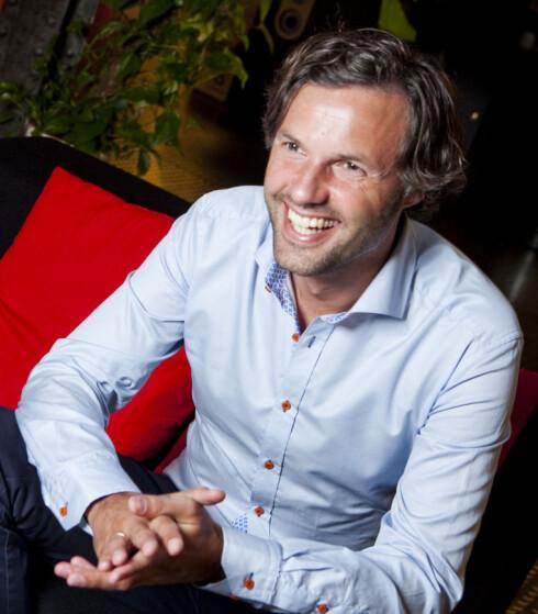 Johnny Anderson, Skandiabanken Foto: Per Ervland