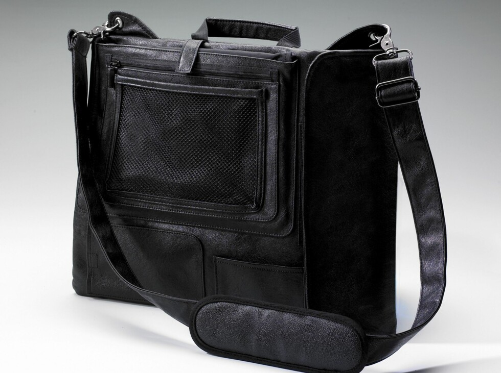 Slik ser Amazing Case ut. Den veier totalt 0,45 kilo. Foto: Produsenten/cabeautravel.com