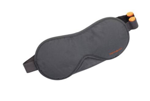 """Samsonite-pakken heter """"Eye shades & earplugs"""" og koster cirka 80 kroner. Foto: Produsenten"""