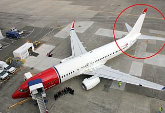 Her er Norwegians nyeste fly