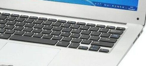 Selger MacBook Air-klone til 2000 kroner