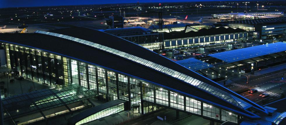 Terminal to og tre (bildet) skal utvides. Foto: Arne V. Petersen, Københavns Lufthavne A/S