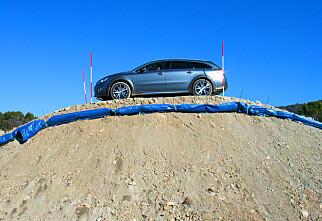 PRØVEKJØRT: Peugeot 508 RXH