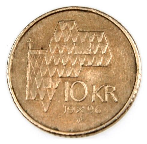 Dette betyr myntene dine