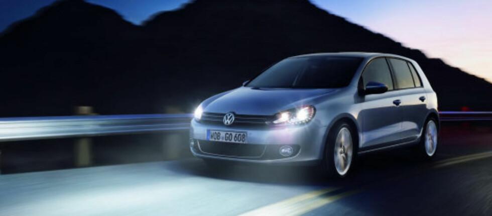 SPAR PÆRA: Få xenonpærene til å vare lenger. Foto: Volkswagen