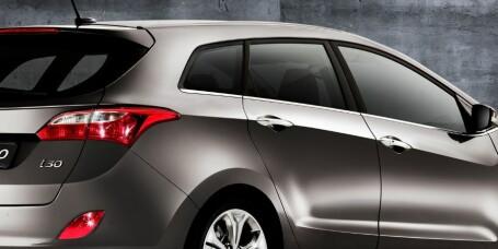 Hyundai i30 - nå som stasjonsvogn