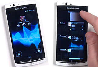 Android 4.0 til Sony-mobiler