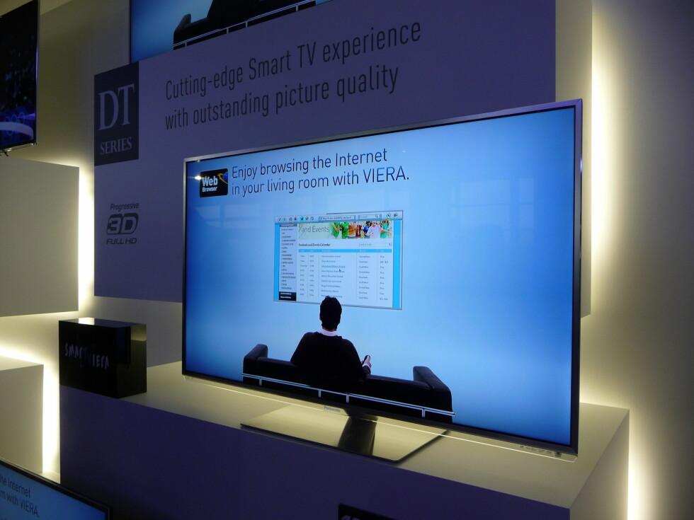 DT-serien tror vi blir en salgsuksess, forutsatt at den får en konkurransedyktig pris. Foto: Øyvind P