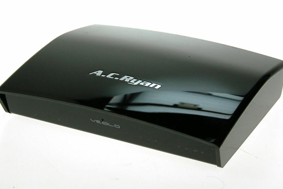 Veolo-boksen er liten og elegant Foto: Brynjulf Blix