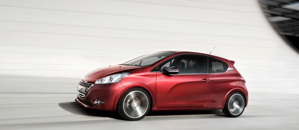 Peugeot har lange tradisjoner for kjappe småbiler, og 208 GTi blir etter alt å dømme nestemann ut