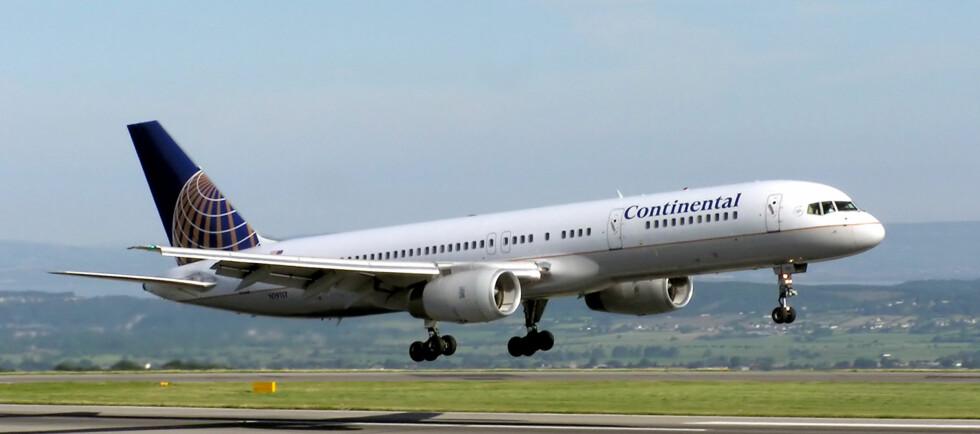 SNART UNITED: I begynnelsen av mars går Continental under navnet United. Foto: Arpingstone, wikicommons