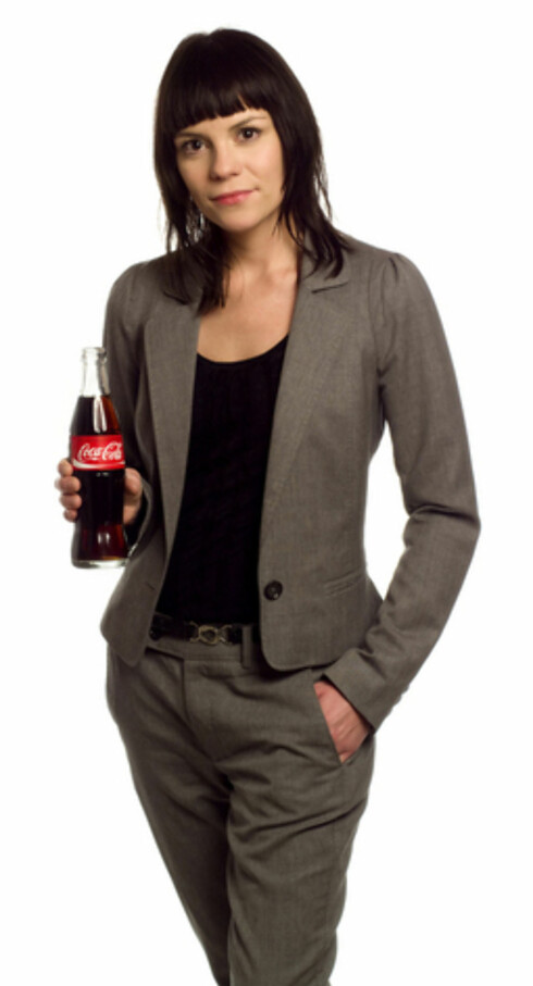 Vibeke Hansen, Coca-Cola Foto: Coca-Cola