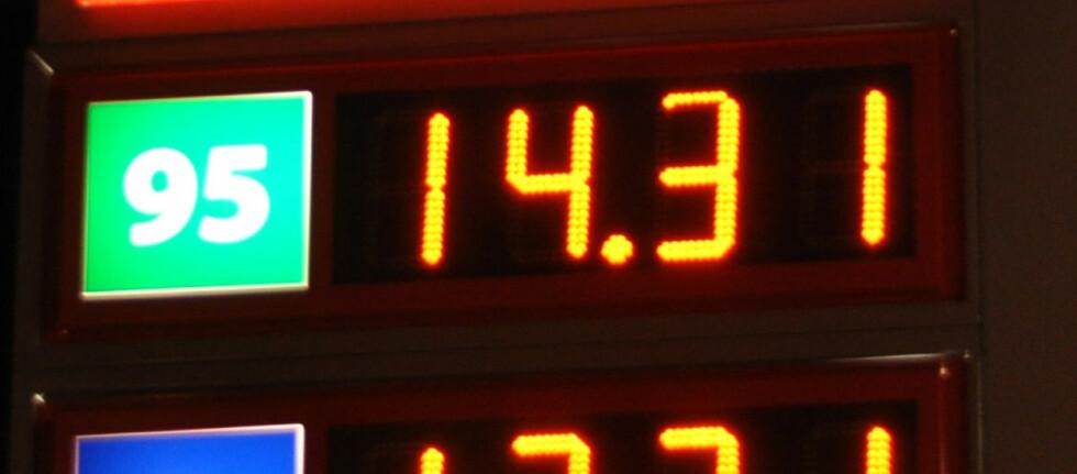 I fjor var dette høye priser. I år er det mer normalen. Foto: BENGT STEINAR NORDBAKK