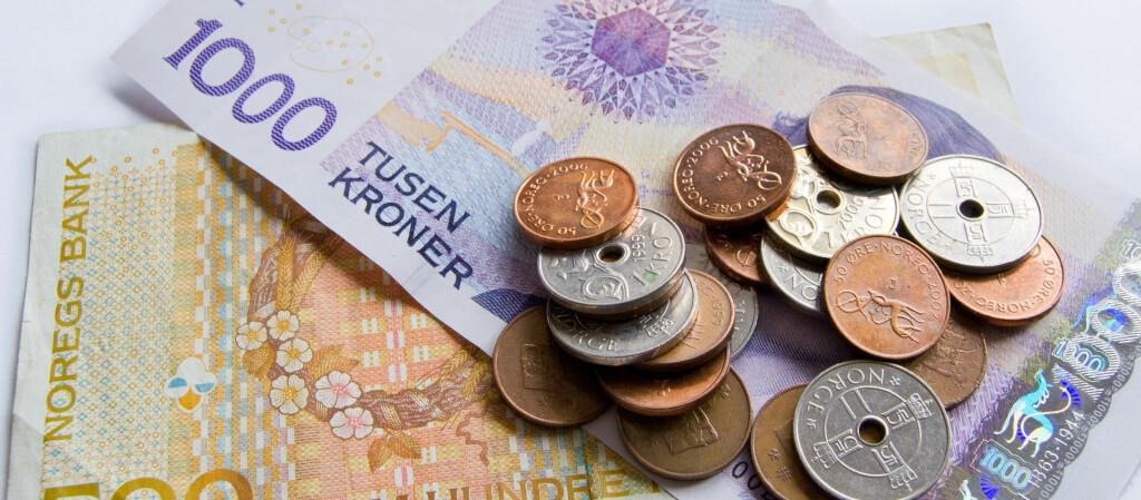 Vil ikke banken hjelpe? Er du sikker? Det skader i hvert fall ikke å spørre. Foto: Colourbox.com