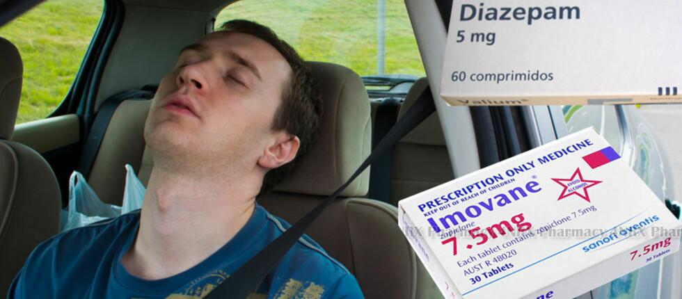 Medisinbruk og bilkjøring hører ikke sammen, og nye regler skal være strengere. Men det finnes ingen hurtigtester som avslører stoffene. Foto: Colourbox.com/produsentene