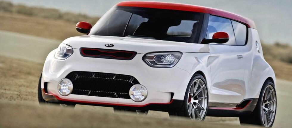 Nei, det er ikke en stylet Mini, selv som vi syntes den lignet ved første øyekast. Foto: Produsent
