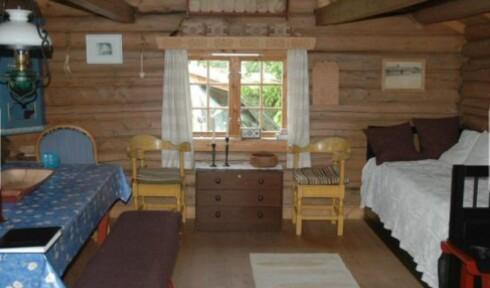 Det er også marked for enkle hytter som denne i Tynset. Foto: Novasol
