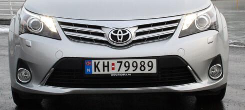 TEST: Fornyet Toyota Avensis