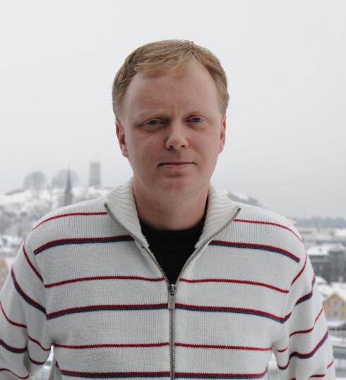 Dra i pluggen, er Tor Øynes klare råd. Foto: DSB
