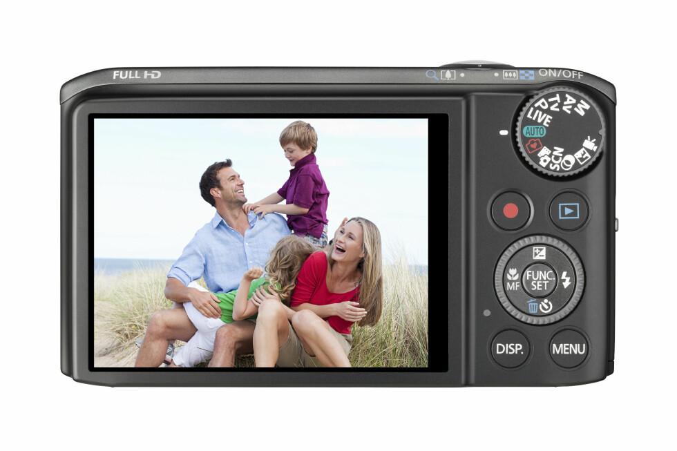 PowerShot SX240 HS Foto: Canon