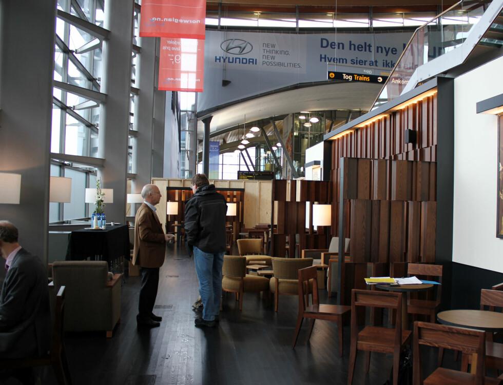 Slik ser interiøret ut.  Foto: Silje Ulveseth
