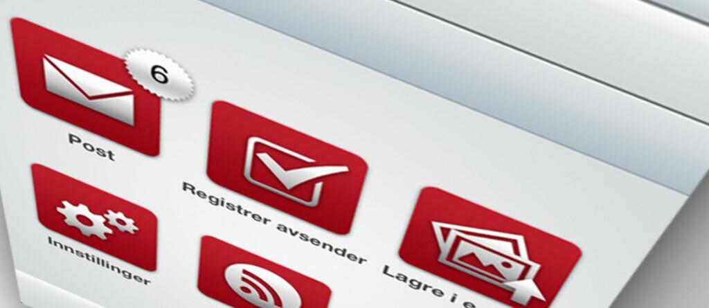 E-Boksen er tilgjengelig fra datamaskinen din, eller nettbretett og smarttelefonen. Foto: E-boks.no/DinSide