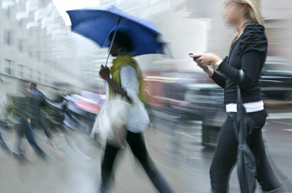 FUKTSKADE: Forsikringsselskapet Tennant ville ikke dekke fuktskaden på mobiltelefonen, fordi de mente den ikke oppsto plutselig - noe Finansklagenemnda ikke var enig i. Foto: Colourbox.com