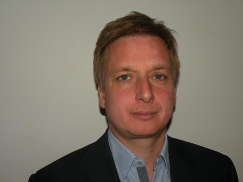 Finn Erik Arctander i Telinet Energi. Foto: Telinet Energi