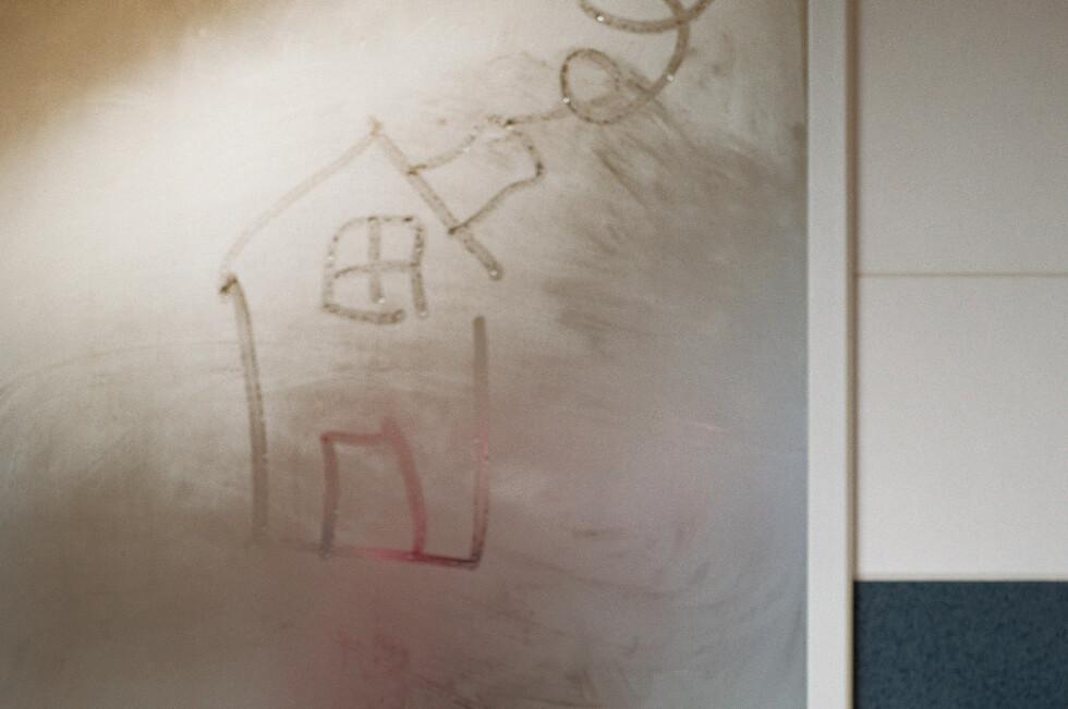 Neddugget speil er ikke akkurat oppskriften på en god morgen.  Foto: Colourbox.com
