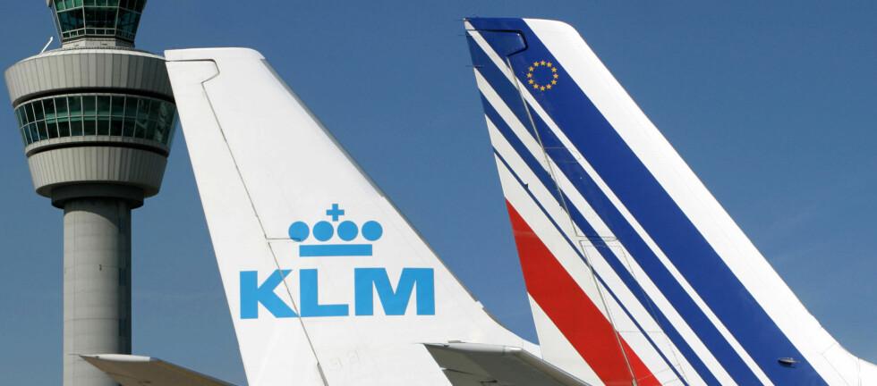 MER DREAMLINER TIL EUROPA: Nylig bestilte Air France-KLM 25 eksemplarer av Boeing 787-9 Dreamliner. Foto: Capital Photos (for KLM)