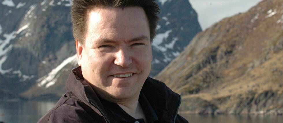 VIL FRISTE TIL NORGES-FERIE: Reiselivsdirektør Per-Arne Tuftin vil ha nordmenn til å bruke mer penger på ferie i Norge. Foto: Innovasjon Norge