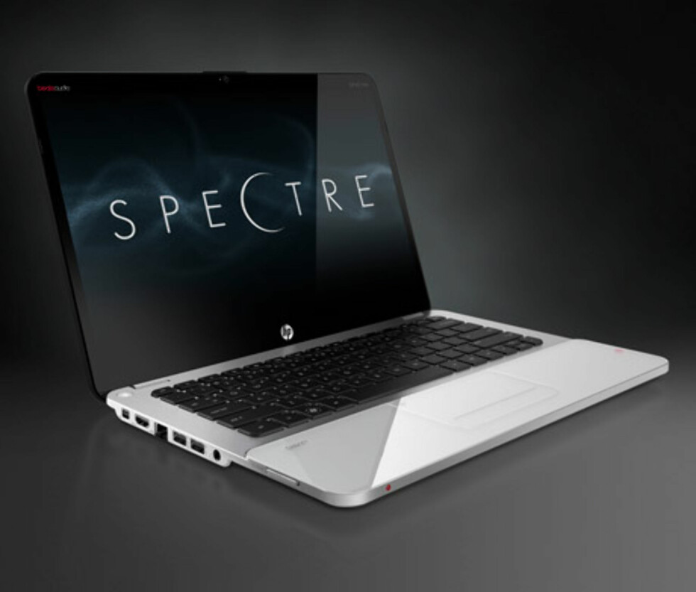 HP Envy 14 Spectre Foto: HP