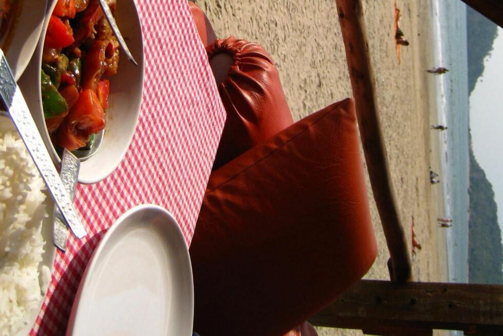 INDISK: India byr på fargerike og smakfulle matretter. Foto: Stine Okkelmo