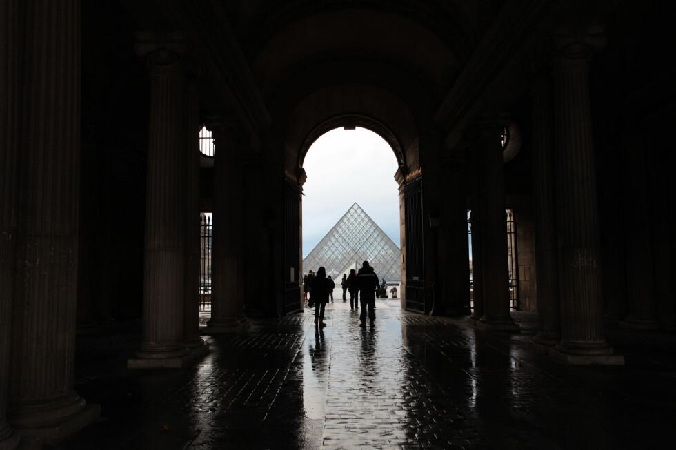 Verdens største museum: 8,8 millioner mennesker kom gjennom disse portene i fjor. Foto: Colourbox.com