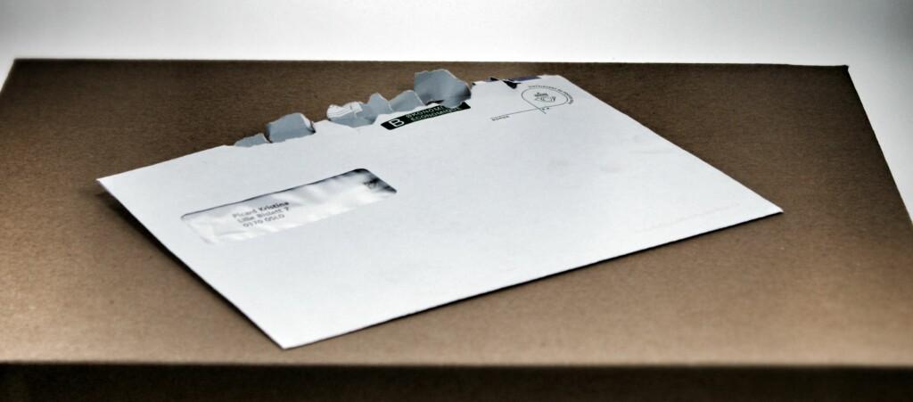 Skattekortet skal mot slutten av 2013 bli sendt elektronisk. Foto: Kristina Picard