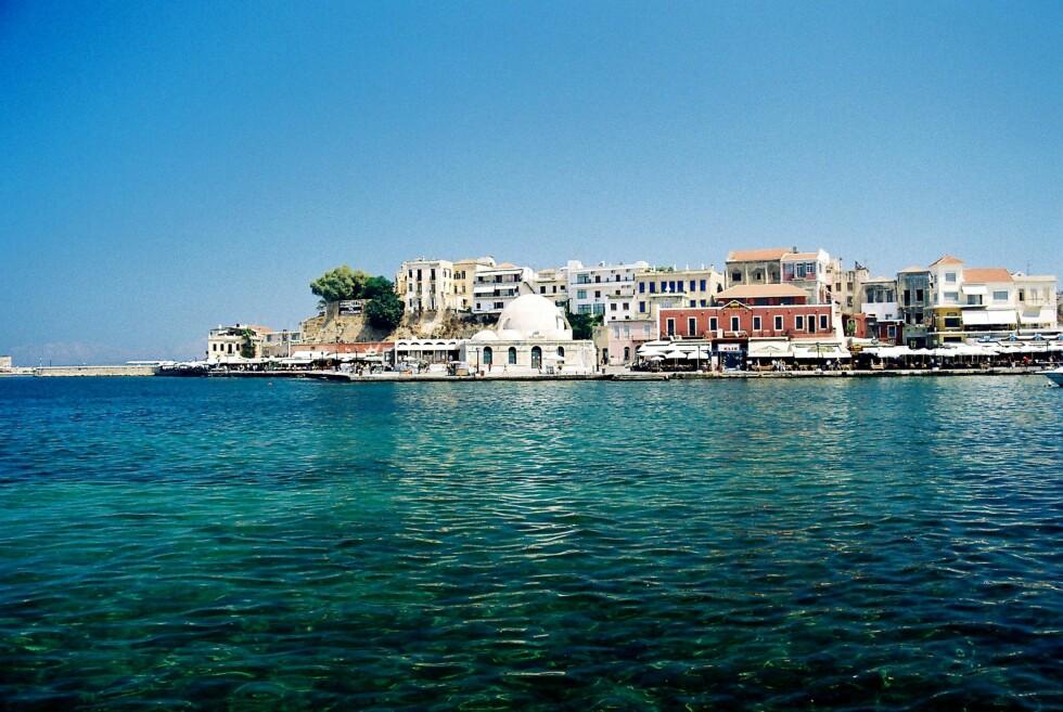 POPULÆRT: Kreta er en av nordmenns mest populære syden-destinasjoner.   Foto: Manolis Kanakis