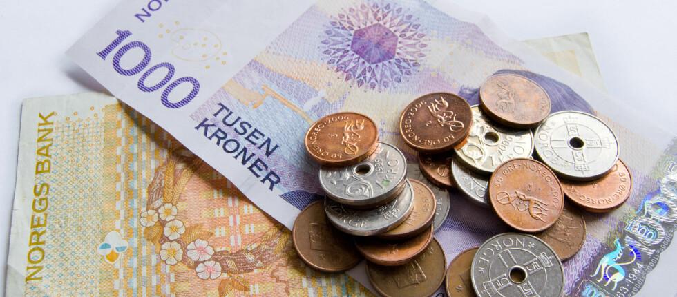 Lyst på 1.500,- ekstra hver måned? De fleste nordmenn kan spare mer, viser undersøkelse. Foto: Colourbox.com