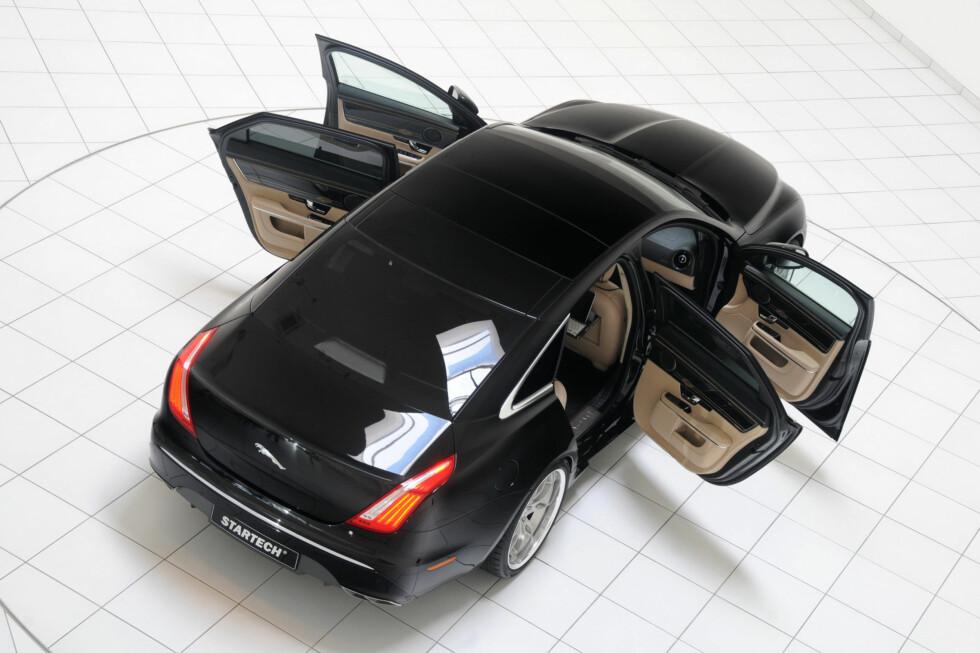 Jaguar XJ modifisert av Startech